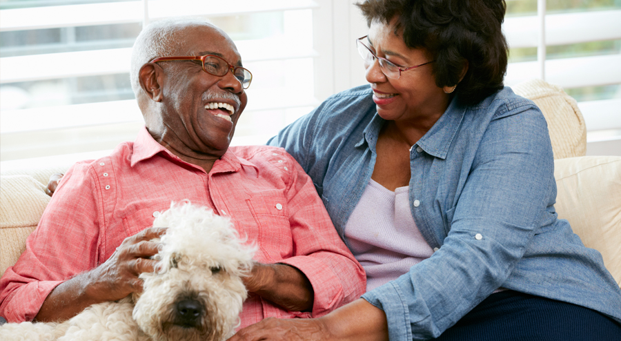 Seniors and Their Pets