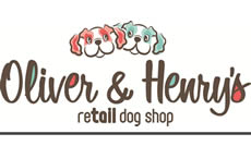 Oliver & Henry's Retail Dog Shop